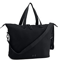 Under Armour Bag On The Run Borsa a tracolla fitness donna, Black
