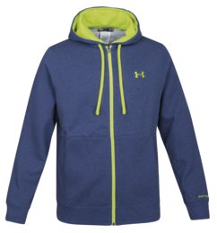 Under Armour Cotton Storm Transit Zip Hoodie