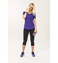 Under Armour Fly By 2,0 pantaloni running 3/4 donna, Black