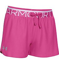 Under Armour Play Up Short Mädchen, Rebel Pink