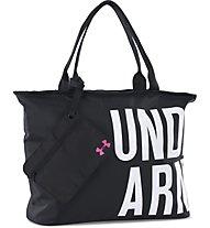Under Armour UA Big Wordmark Umhängetasche, Black