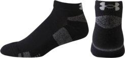 Under Armour UA HeatGear Low Cut Socks
