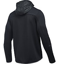 Under Armour UA Storm Swacket Giacca con cappuccio fitness, Black