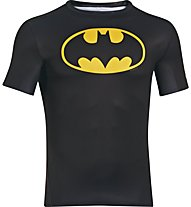 Under Armour Alter Ego Compression Shirt S/S, Batman (Black)