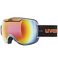 Uvex Downhill 2000 FM - Skibrille, Orange/Black