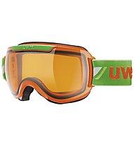 Uvex Downhill 2000 Race, Orange/Green