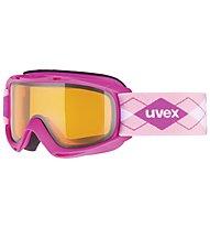 Uvex Slider - Skibrille, Pink