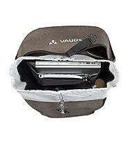 Vaude Aqua Deluxe Pro Radtasche, Wood/Black