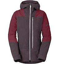 Vaude Golliat 3L Jacket Damen Winterjacke, Red