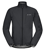 Vaude Men`s Drop Jacket III Giacca antipioggia ciclismo, Black