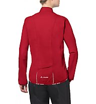 Vaude Women's Air Jacket II Giacca a vento ciclismo donna, Red