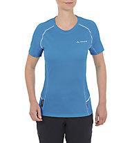Vaude Roseg Shirt Damen, Spring Blue