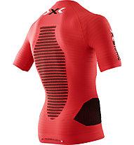 X-Bionic Effektor T-shirt running, Red/Black