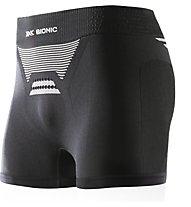 X-Bionic Energizer MK2 Boxer Man Funktionsunterhose, Black/White