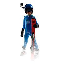 X-Bionic Junior Invent Pant Long lange Unterhose für Kinder, Blue Italy