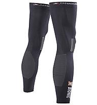 X-Bionic Gambali Leg PK-2 Energy Accumulator, Black/Anthracite