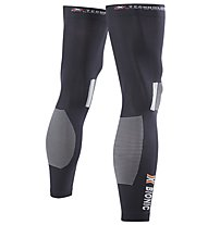 X-Bionic Leg PK-2 E. Acc. Summerlight, Black/Pearl Grey Print