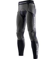 X-Bionic The Trick OW Pants - Laufhose, Black/Grey