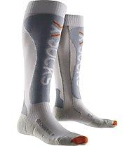 X-Socks Ski Cashmere, White