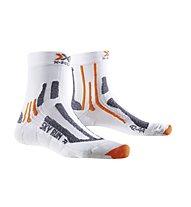 X-Socks Sky Run V2.0 - Laufsocken, White