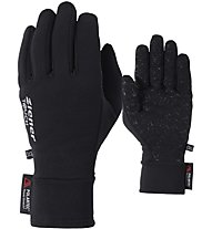 Ziener Idil Touch Guanto Softshell, Black