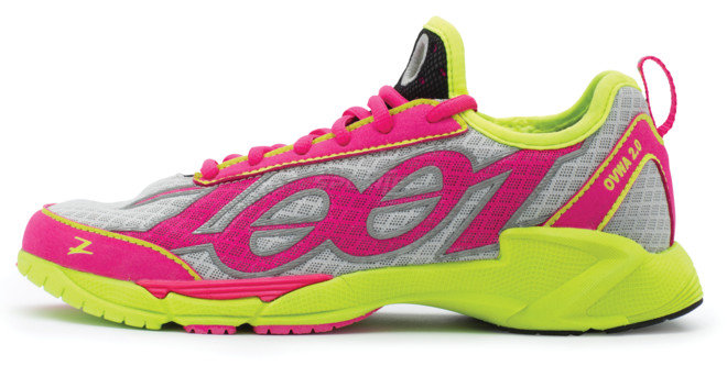Zoot Ovwa 2.0 Silver/Pink Glow/Safety Yellow acquista in Online Shop Scarpe stabili  - Sportler